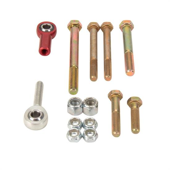Complete Pedal and Linkage Hardware Kit for Stallard Chassis