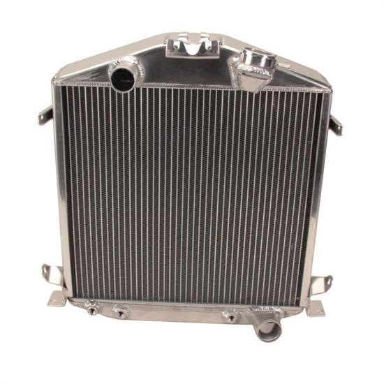 6 Inch Chopped 1932 Lo-Boy Aluminum Radiator