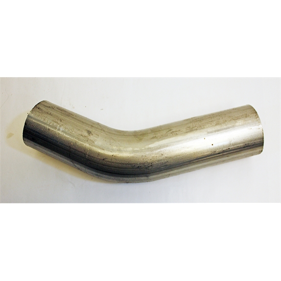 Garage Sale - 38 Degree Mild Steel Elbow, 3""