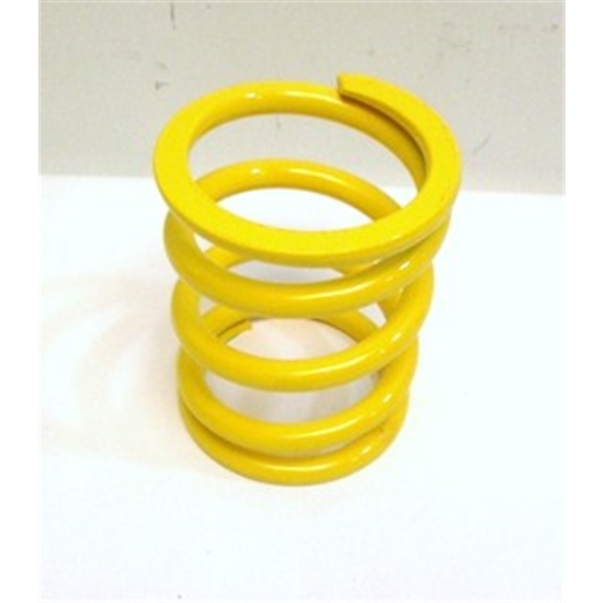 Garage Sale - AFCO Yellow 2-5/8 I.D. Coil-Over Springs, 4 Inch, 350 Rate