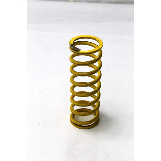 Garage Sale - AFCO Yellow 2-5/8 I.D. Coil-Over Spring, 10 Inch, 175 Rate