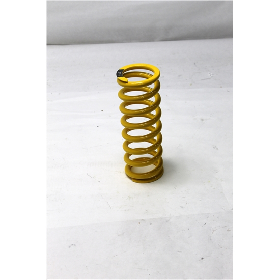 Garage Sale - AFCO Yellow 2-5/8 I.D. Coil-Over Spring, 14 Inch, 300 Rate