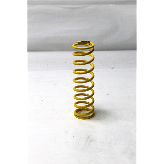 Garage Sale - AFCO Yellow 2-5/8 I.D. Coil-Over Spring, 12 Inch, 125 Rate