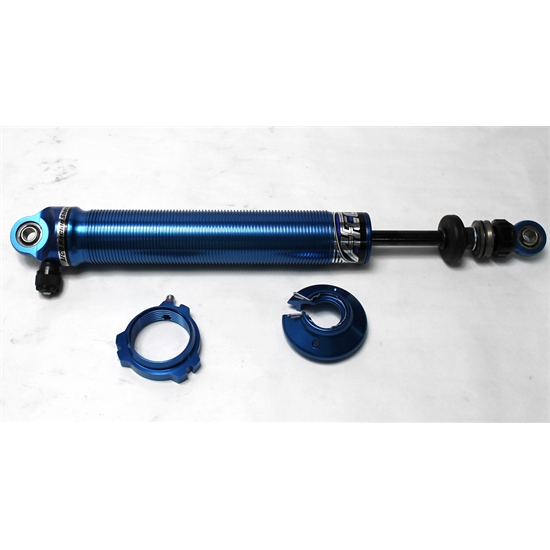 Garage Sale - AFCO 3790L 37 Series Twin-Tube Adj Shock-9 Inch-LR4 Link-Spring Behind