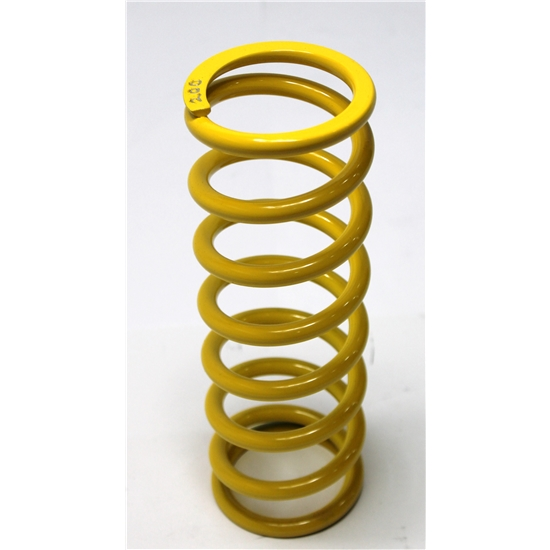 Garage Sale - AFCO Yellow 2-5/8 I.D. Coil-Over Spring, 10 Inch, 200 Rate