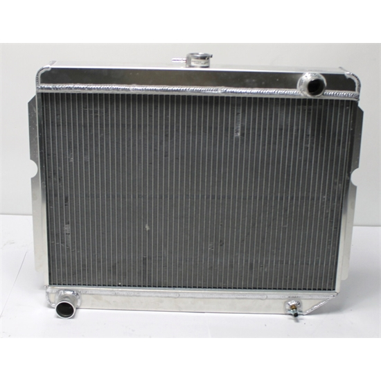 Garage Sale - AFCO Direct Fit 60-78 Mopar A,B,E-Body Radiator, 26X22, No Trans Cooler