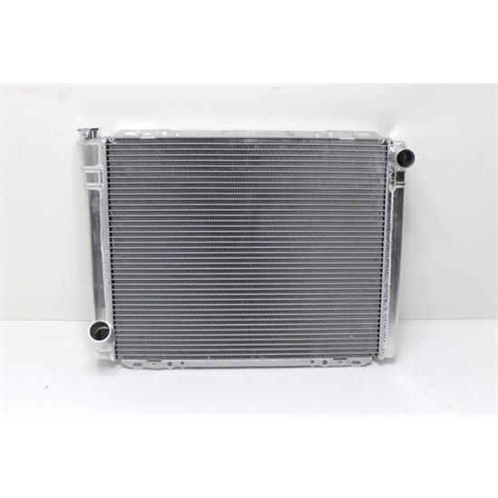 Garage Sale - AFCO 80103FN Universal Fit Racing Radiator, 26 Inch Ford/Mopar