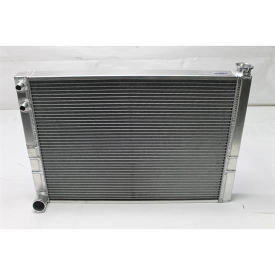 Garage Sale - AFCO 80010-NA Custom Drag Radiator Double Pass