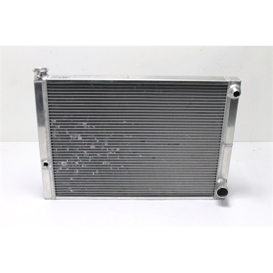 Garage Sale - AFCO 80184NDP-16 Double Pass Radiator, 26X19X1.5 Core, 16 -AN Male Inlet