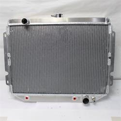 Garage Sale - AFCO 80252-S-NA-Y 66-67 Chevelle Direct Fit Radiator