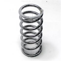 Garage Sale - AFCO 28250-1CR 8 Inch Extreme Chrome Coil-Over Spring, 250 Rate