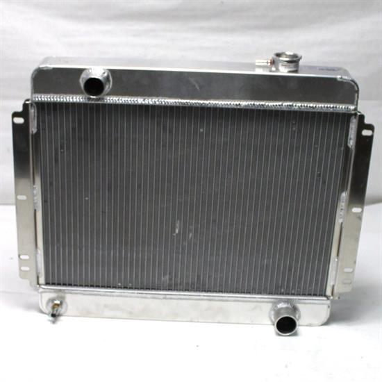 Garage Sale - AFCO Direct Fit 1962-67 Chevy II Nova Radiator, Downflow, No Trans Cooler