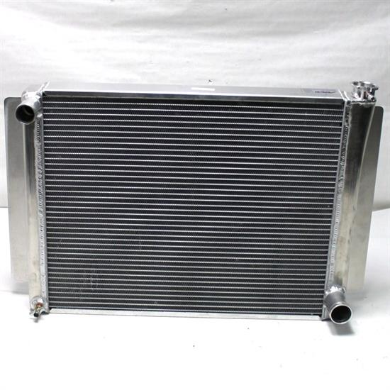 Garage Sale - AFCO Direct Fit 1960-68 Chevy Impala/Caprice Alum Radiator, No Trans Cooler