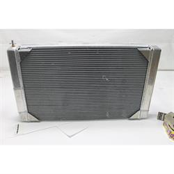 Garage Sale - AFCO Double Pass Radiator, 31x18.5, 80226N