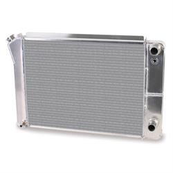 Garage Sale - 84243-S-NA-N AFCO 67-72 GM Pickup LS Swap Aluminum Radiator