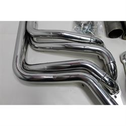 Garage Sale - Dynatech_ Long Tube Headers, 1-5/8 - 1-3/4 x 3, 3 Reducer, Ceramic