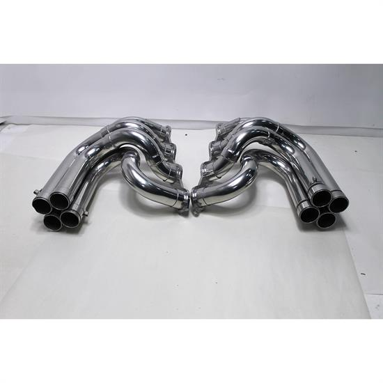 Garage Sale - Dynatech_ Big Block Chevy Strut Type Dragster Headers, Coated, 2-1/4 In