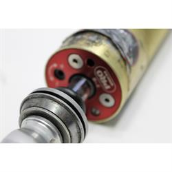 Garage Sale - Pro Shocks Threaded Big Body Aluminum Shock, Red Top Series AC753-8R