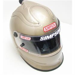 Garage Sale - Simpson Speedway Vudo Air Inforcer SA05 Helmet, 6-3/4