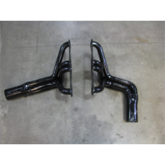 Garage Sale - Schoenfeld IMCA Modified Headers, Fits Dirtworks and d&M Chassis