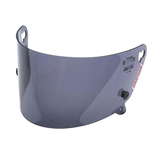 Garage Sale - Simpson 'Smoke' Shield - Fits Voyager Helmets