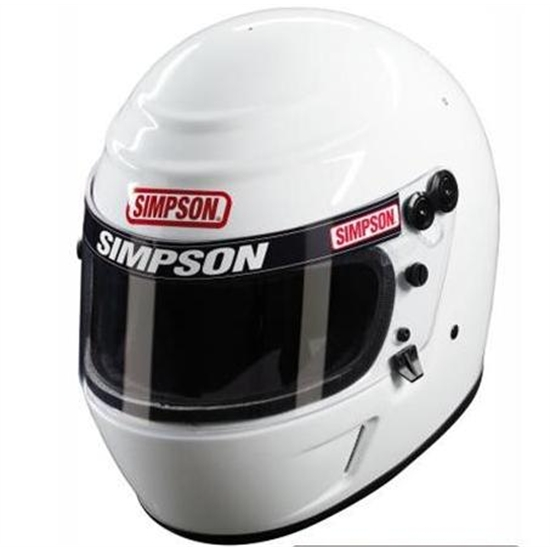 Garage Sale - Simpson Voyager Evolution - White 6 3/4