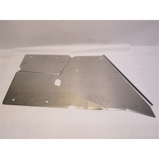 Garage Sale - Eagle Motorsports® 3 Piece Side Panel - RH