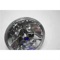Garage Sale - Speedway 7 Inch Tri-Bar Headlight, Single