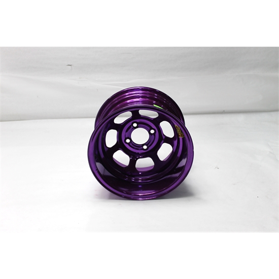 Garage Sale - Aero 31-984020PUR 31 Series 13x8 Wheel, Spun, 4 on 4 BP, 2 Inch BS