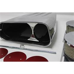 Garage Sale - Holley 7223 Dual Quad Enderle Style Air Scoop