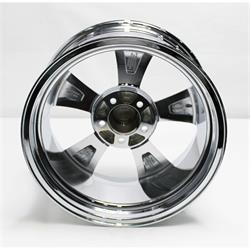 Garage Sale - Rocket Booster Wheels, 18 x 9, 5 on 4-3/4, 5-1/4 Inch Backspace