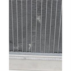 Garage Sale - AFCO Direct Fit '60-'78 Mopar A, B, E-Body Radiator, 26 x 22 Inch, Pass. Side Inlet
