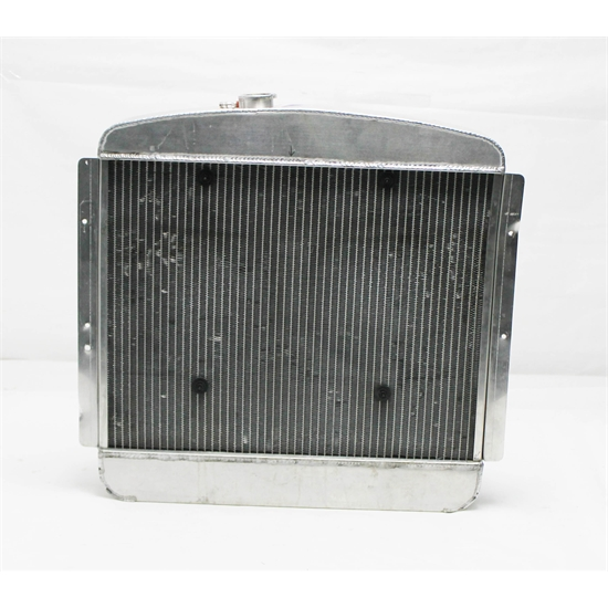 Garage Sale - AFCO 1949-54 Chevy Aluminum Radiator, Chevy Engine