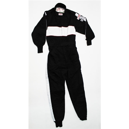 Garage Sale - G-Force GF505 Racing Suit, One-Piece, Double Layer, Small