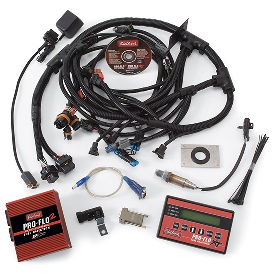 Garage Sale - Edelbrock 35110 Pro-Flo 2 EFI Conversion Fuel Injection Upgrade Kit