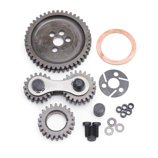 Garage Sale - Edelbrock 7890 Accu-Drive Gear Drive, Small Block Chevy, Kit