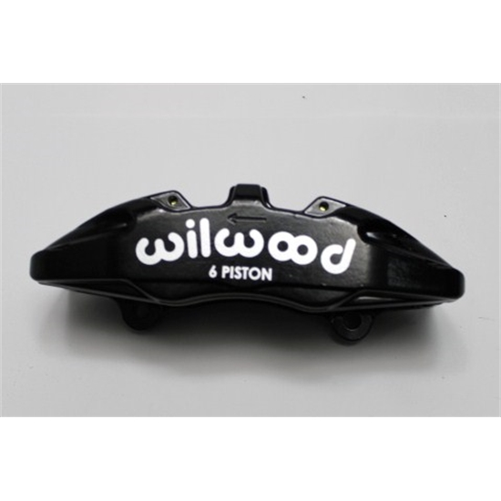 Garage Sale - Wilwood 120-10121 Dynapro Six Lug Mount LH Caliper, 5.25 Inch Mount