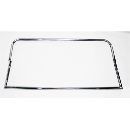 Garage Sale - Two-Piece Round Top Model T Roadster Windshield Frame, 39-5/8 In Wide