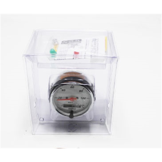 Garage Sale - AutoMeter 1388 Arctic White Air-Core Speedometer Gauge
