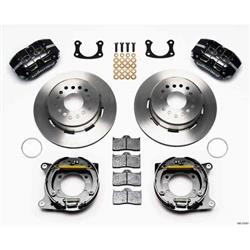 Garage Sale - Wilwood 140-13181 DPL Rear Parking Brake Kit, 2.50 Offset, Big Ford