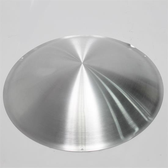 Garage Sale - Spun Aluminum Disc 16 Inch Wheel Cover, Deep Dish