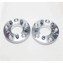Garage Sale - Trans-Dapt 3617 Billet Wheel Adapters, 5 on 5-1/2 to 5 on 4-3/4