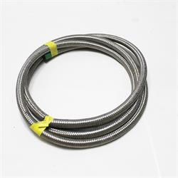 Garage Sale - Stainless Steel Braided Hose, -8 AN, 9 Feet