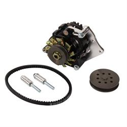 Garage Sale - Powermaster 8-721 SB Chevy 75 Amp Mini Alternator w/V-Belt Kit