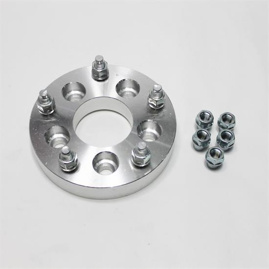 Garage Sale - Billet Aluminum Early Ford Wheel Adapters, 4-1/2 - 5-1/2 Inch, 5 Lug