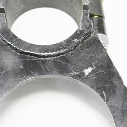Garage Sale - AFCO 40121C 3 Inch Tube Clamp-On Caliper Bracket, Small GM