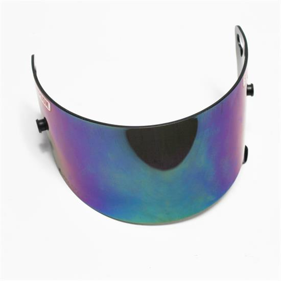 Garage Sale - Simpson 88402 Iridium Shield-Side Pro/Air Inforcer Shark & Vudo Helmet