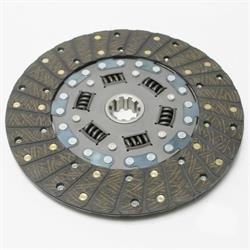 Garage Sale - Flathead 10-1/2 Inch Clutch Disc, 1-3/8 Inch 10-Spline