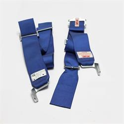 Garage Sale - Simpson Individual Shoulder Harnesses - Latch and Link, Blue