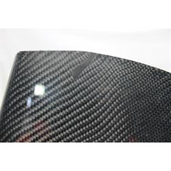 Garage Sale - Eagle Motorsports LR Long Sprint Car Sail Panel, Carbon